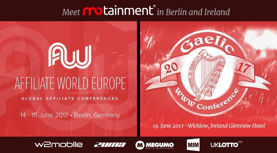 Affiliate World Conference and Gaelic WWW Conference
