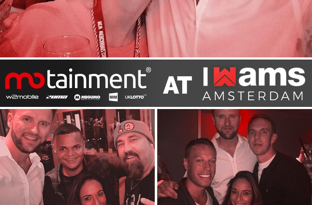Motainment in Amsterdam
