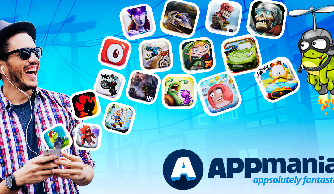 Appmania: the Alternative to Android App Store